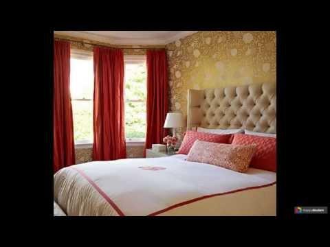 Дизайн штор для спальни 47 вариантов