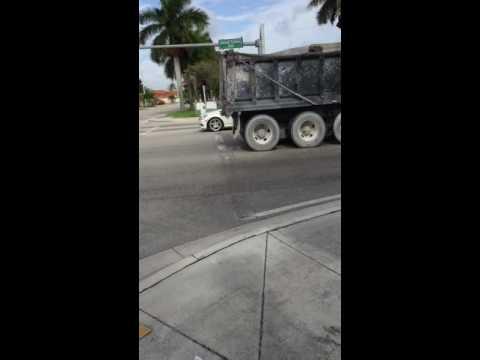 Audible pedestrian signal malfunction on W. 80th St. and Hialeah Gardens Boulevard in Hialeah