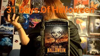 Tales of Halloween (2015) Horror Movie Review (31 Days Of Halloween)