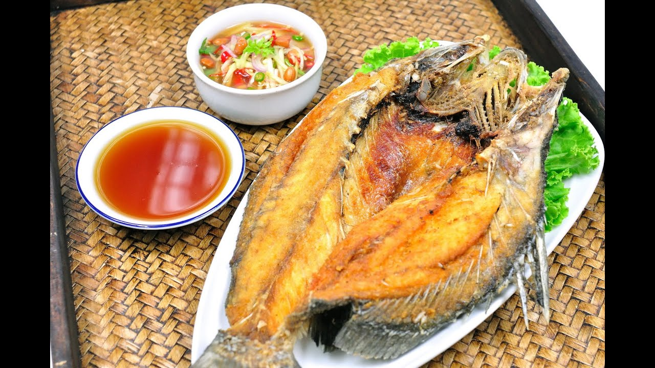 Thai Food Fish Sauce