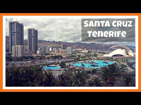 Día completo que visitar en Santa Cruz de Tenerife | Islas Canarias 3# | España | Spain