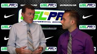 USL PRO Weekend Review -- August 19, 2014
