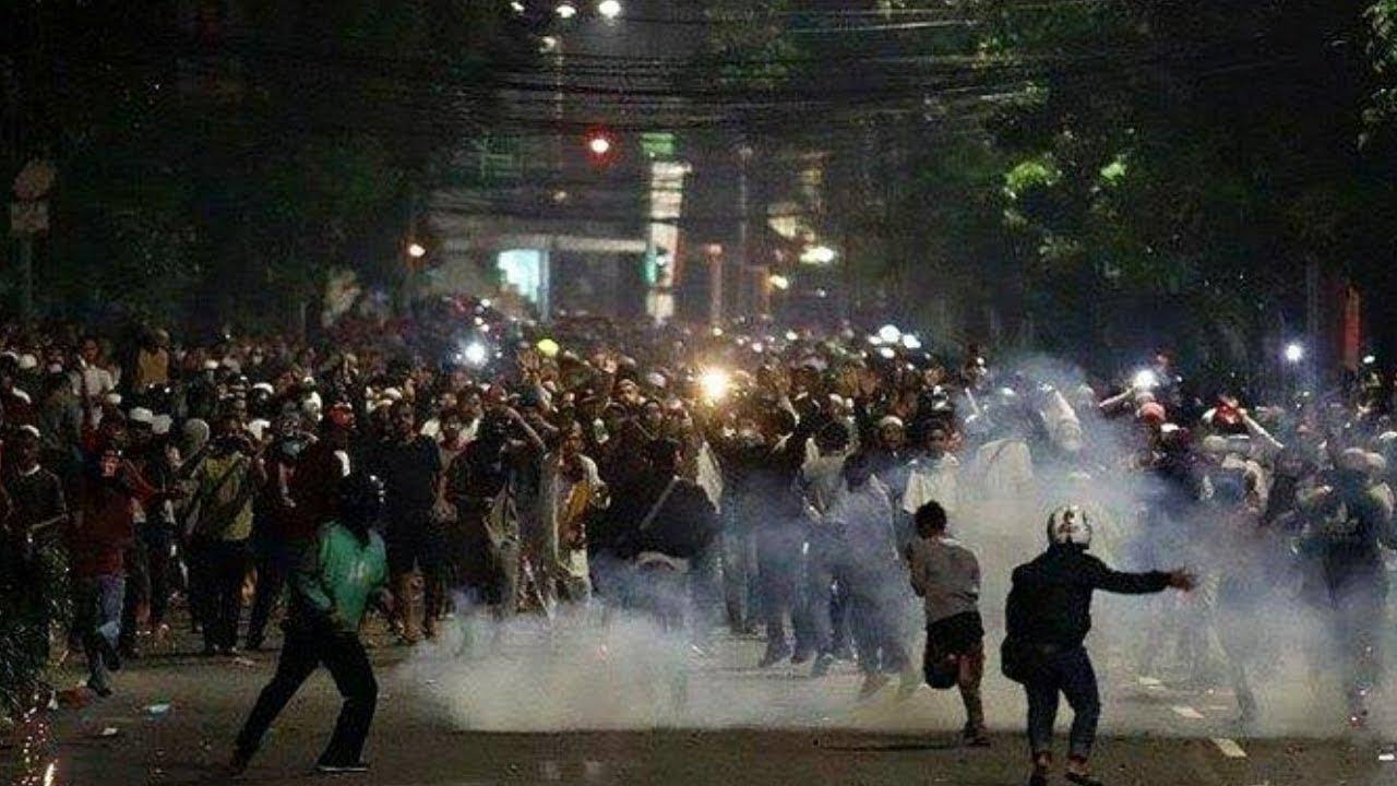 Bentrokan Demo 22 Mei 2019 ! Memakan Banyak Korban Jiwa