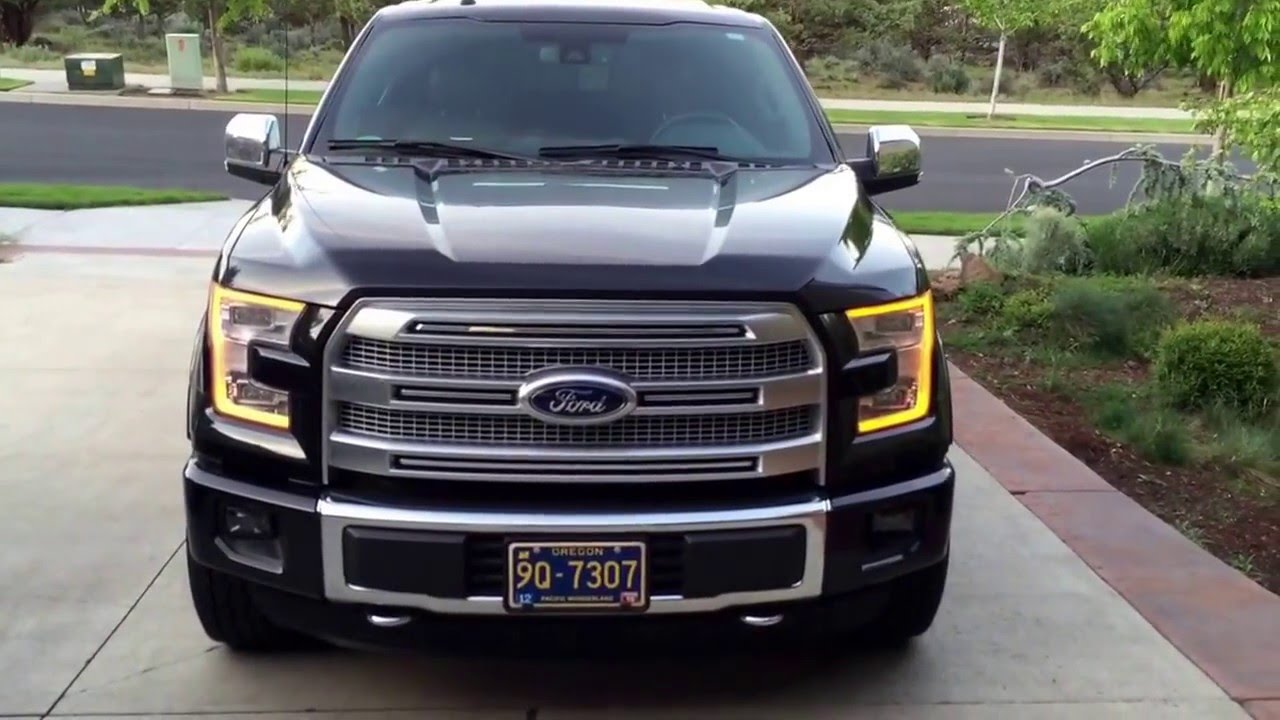 morimoto led fog lights installed on a 2015 f150 youtube. Black Bedroom Furniture Sets. Home Design Ideas
