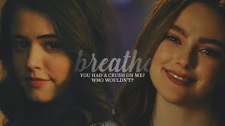 ► hope + josie | you're my all and more (+1x12)