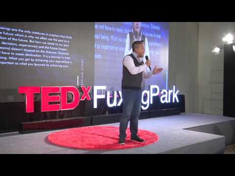Six Secret Letters to Achieving Your Dreams-G.P.S.P.A.B | Robert Vicencio | TEDxFuxingPark