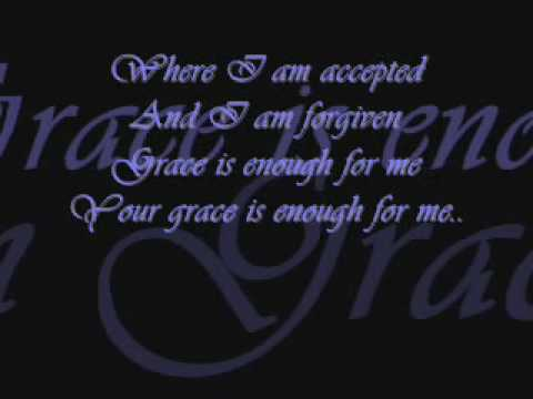 Grace Is Enough-Don Moen[with LYRICS]
