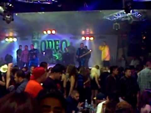 EL RODEO NIGHT CLUB AT PICO RIVERA