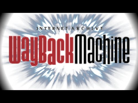 Wayback Machine (Youtube in 2010)!!!
