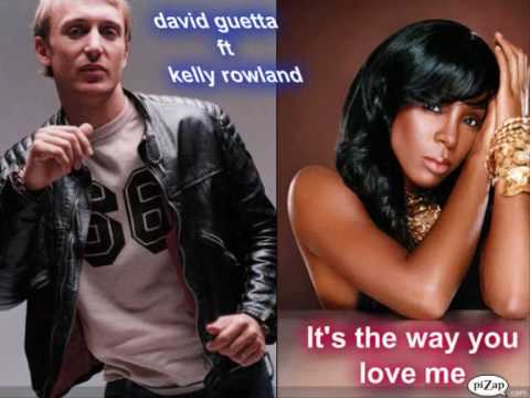 David Guetta ft. Kelly Rowland - It's the way you love me [OFFICIAL MUSIC VIDEO]