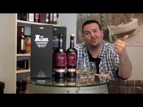 Whiskyshots #42 The Alrik Sancta Brigitta - 1st Fill Ruby Port Cask - The Smoked Hercynian