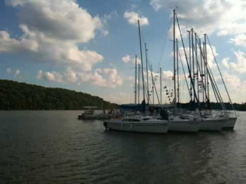 BLSA Sailing Raft Up