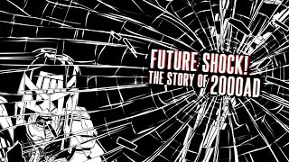 Future Shock! The Story of 2000AD Teaser