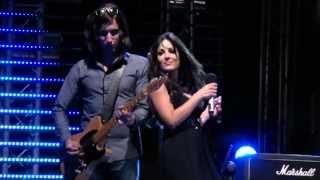 Ira Losco - Me Luv U Long Time - Live 2013, Malta
