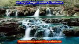 Somewhere Over The Rainbow ( SUBTITULADO  ESPAÑOL INGLES )