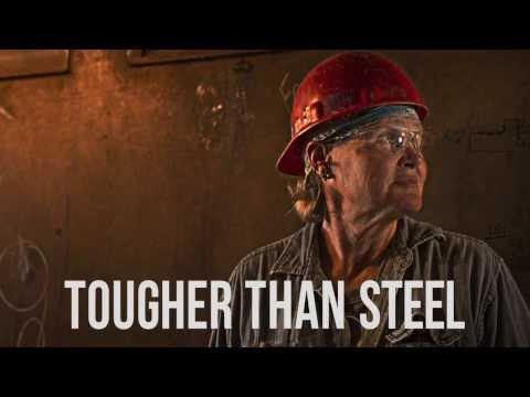 Tougher Than Steel: Judy Howell