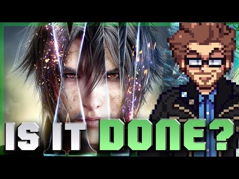 Final Fantasy XV Update: Is it FINISHED Yet? - Austin Eruption