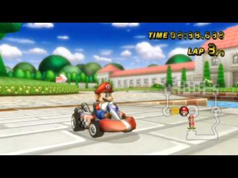 Download Mario Kart Wii -- Online Races 54: octane Cup