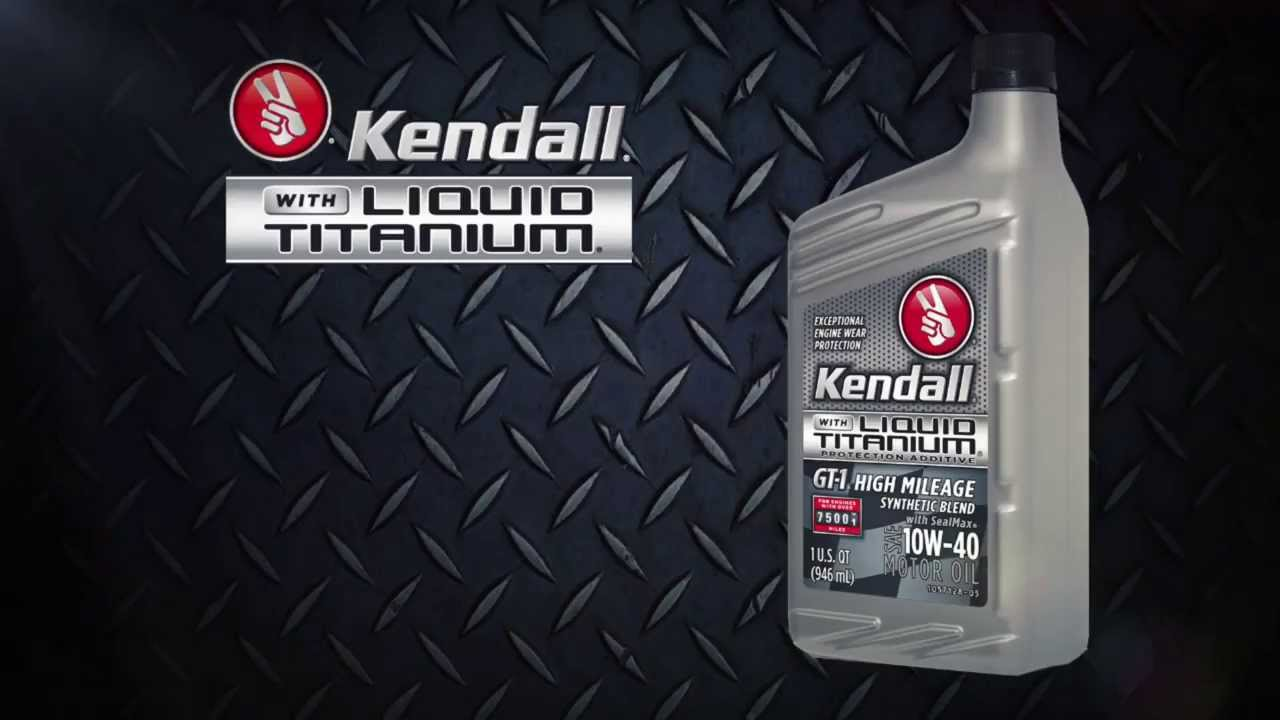 Kendall Motor Oils - Free Shipping