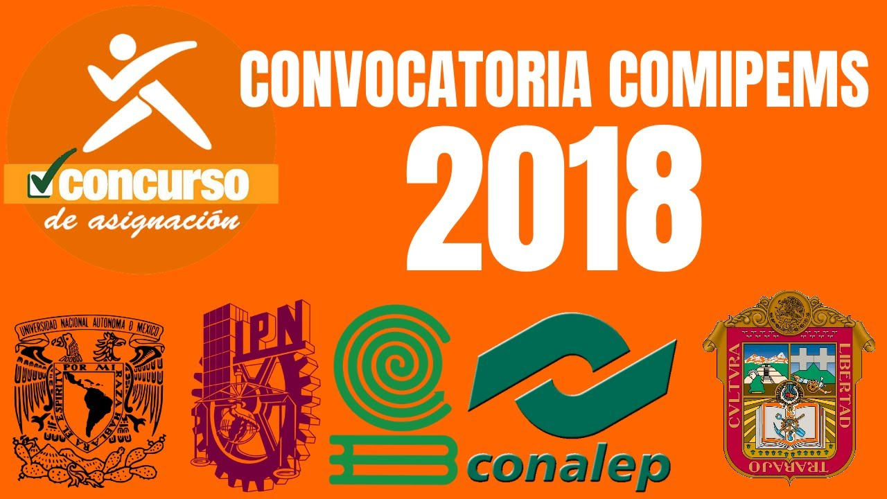 Convocatoria Comipems 2018 Paso A Paso Youtube