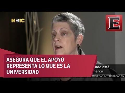 Entrevista exclusiva a la Presidenta de la Universidad de California