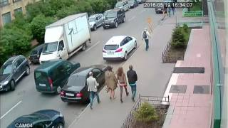 видео авто в санкт петербурге