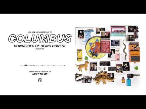 Columbus - Downsides of Being Honest (Acoustic)