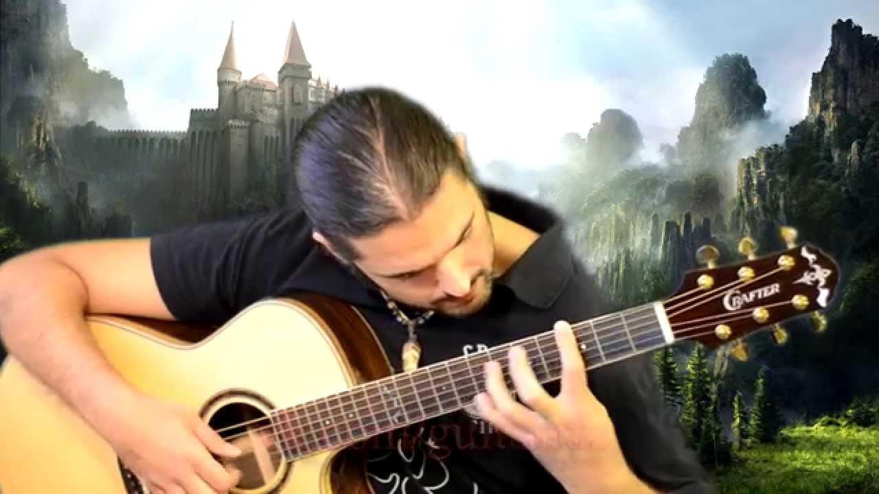 одинокий пастух табы для гитары