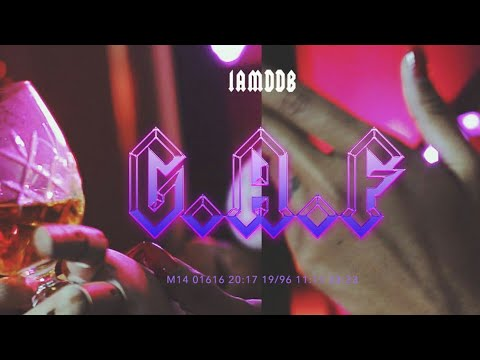 IAMDDB - G.A.F (Lyric Video)