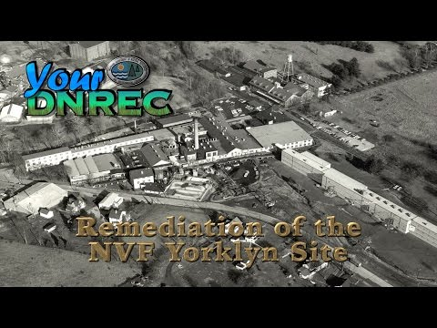 Remediation of the NVF Yorklyn Site