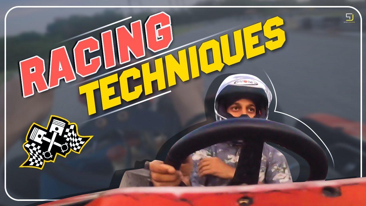 Racing Techniques   Level 3 Kart   Sandeep Nadimpalli  TELUGU  