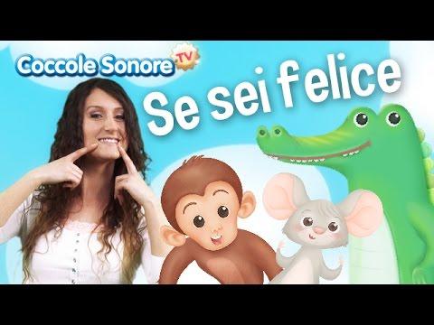 Se Sei Felice - Dancing with Greta - Italian Children Songs by Coccole Sonore