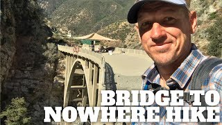 Bridge to Nowhere Hike Directions thumbnail