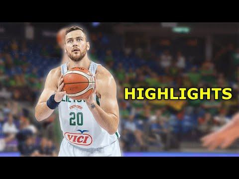 Best Highlights of Lithuania | FIBA Eurobasket 2017