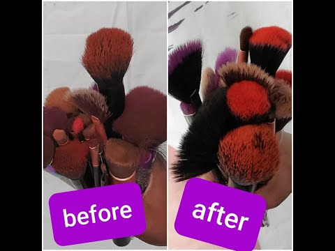 how-to-clean-makeup-brushes!