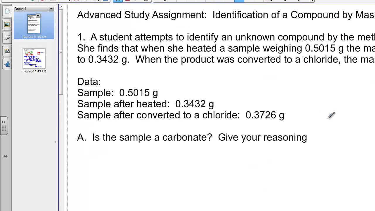lab 19 heat of combustion answer