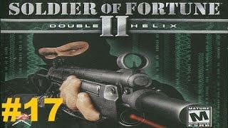 Soldier of Fortune 2 Double Helix Прохождение Часть 17 Отдел Безопасности и Аэропорт