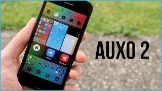 Auxo 2 : Un nouveau multitâche pour iOS 7 Video