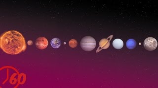 60 Seconds of Solar System FACTS