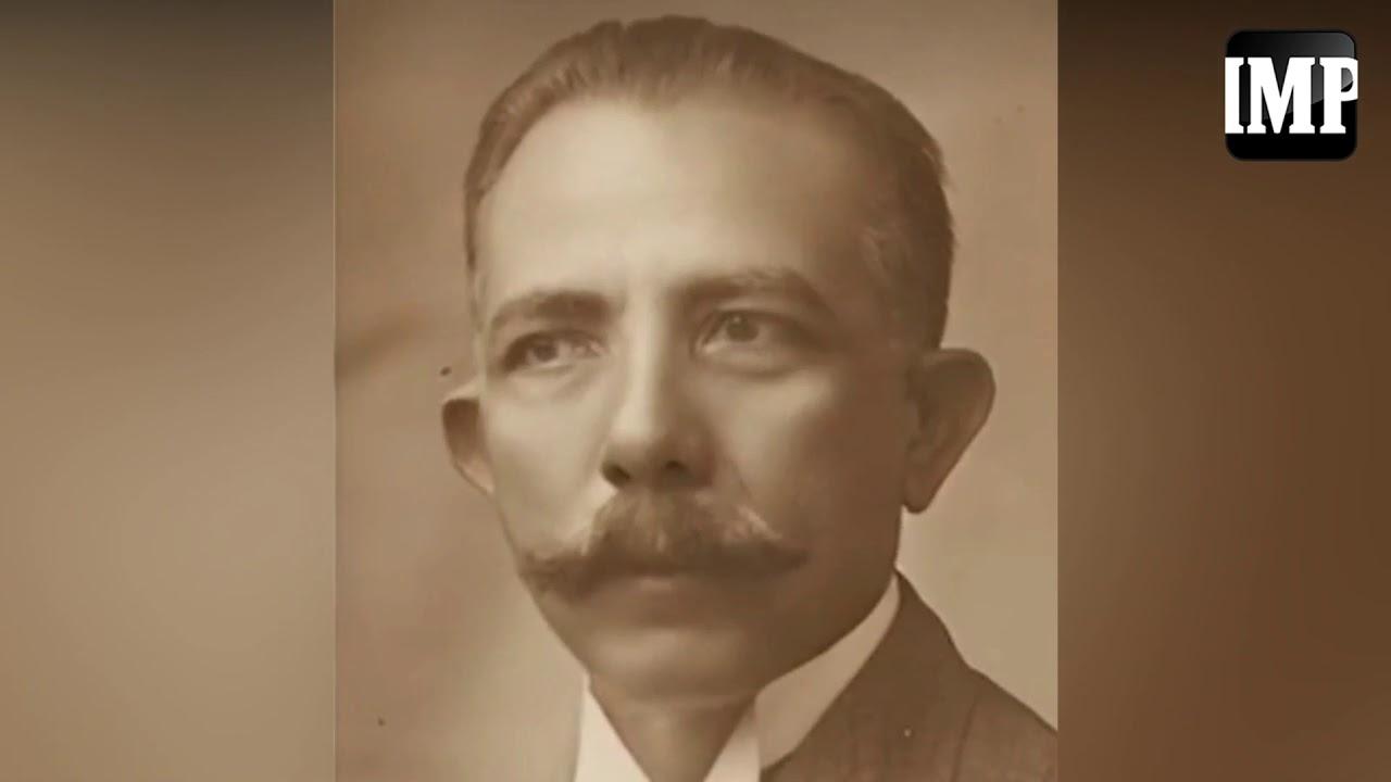 Retrato de Don Federico Carmona, fundador de El Impulso, cobra vida gracias a MyHeritage