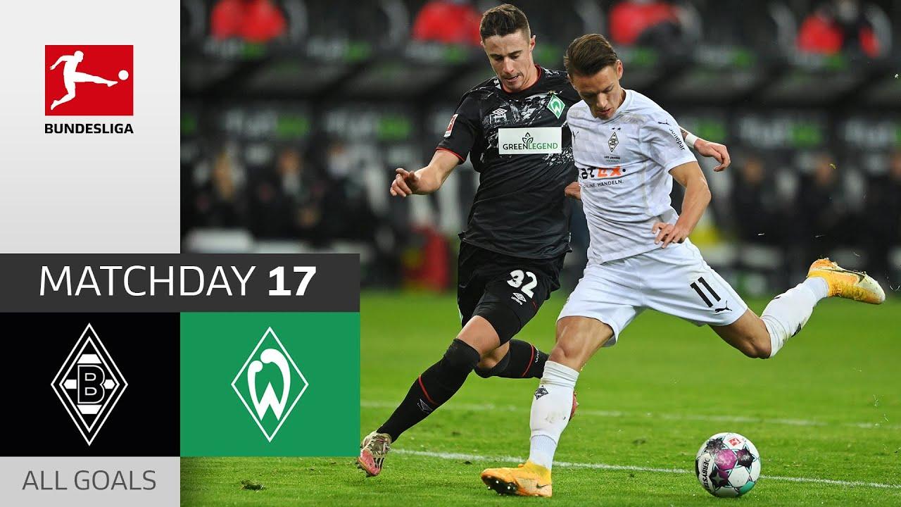 Download Borussia M'gladbach - SV Werder Bremen | 1-0 | All Goals | Matchday 17 – Bundesliga 2020/21