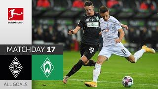 Borussia M'gladbach - SV Werder Bremen | 1-0 | All Goals | Matchday 17 – Bundesliga 2020/21