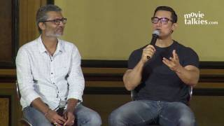 Salman Khan Helped Aamir Khan's Gym Bodybuilding Workout For Dangal