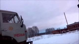 Вождение (камаз-5320)
