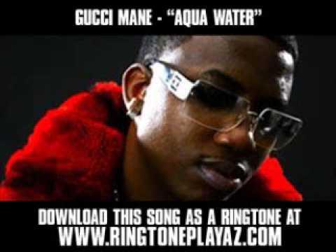 Gucci Mane ft. Tha Joker - Aqua Water [ New Video + Lyrics + Download ]