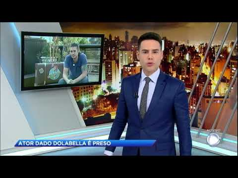 Ator Dado Dolabella é preso no Rio de Janeiro por não pagar pensão para filho