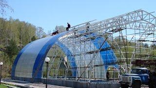 Виготовлення металоконструкції Кривий Ріг ціни Brillion Club(, 2014-11-03T10:20:22.000Z)
