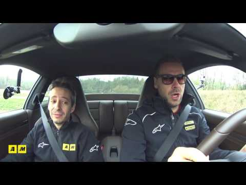Porsche 911 Turbo S | Test drive #AMboxing [ENGLISH SUB]