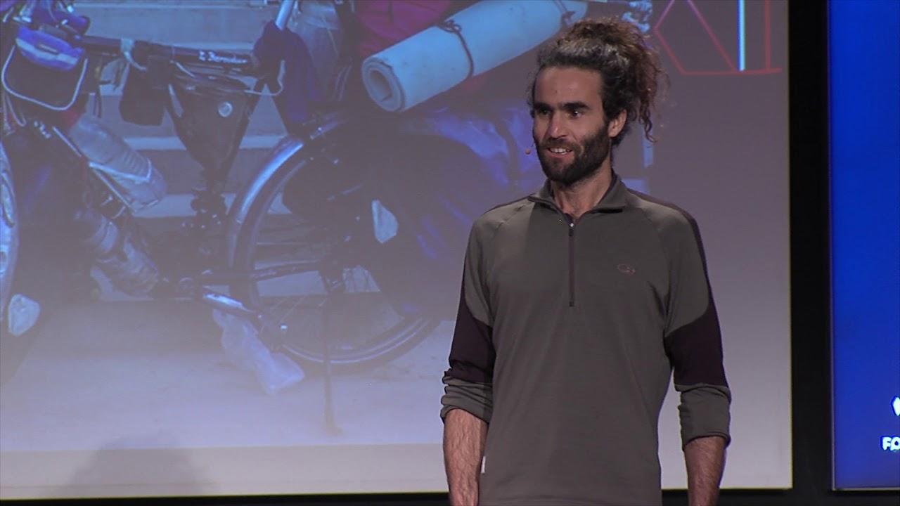 Download Un voyage vers une pensée libre | Olivier Peyre | TEDxEMLYON