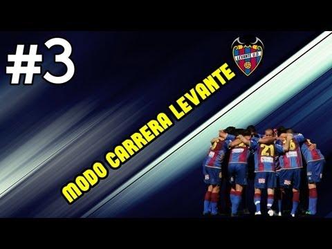 Fifa 13 | Modo Carrera Levante #3 | Fichamos a Manucho y Empezamos la liga!